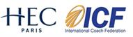 Logo HEC et ICF Action Efficient